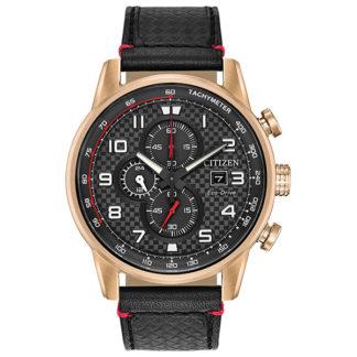 8a967dbe652 Citizen Eco Drive Primo Chronograph Watch CA0683-08E
